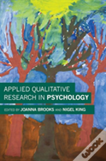 Applied Qualitative Research In Psychology