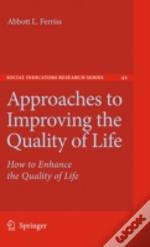 Approaches To Improving The Quality Of L