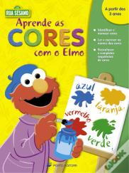 Aprende as cores com o Elmo