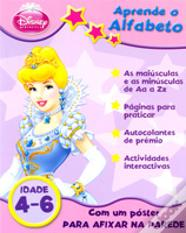 Aprende o Alfabeto Com as Princesas
