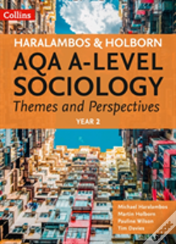 Wook.pt - Aqa A-Level Sociology Themes And Perspectives