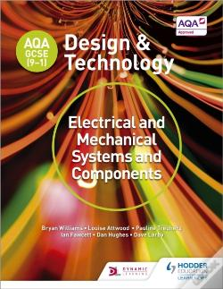 Wook.pt - Aqa Gcse (9-1) Design And Technology: Electrical And Mechanical Systems And Components