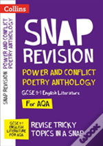 Aqa Gcse 9-1 English Literature Poetry: Power & Conflict