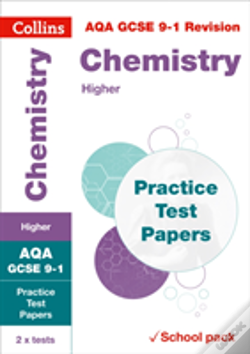 Wook.pt - Aqa Gcse Chemistry Higher Practice Test Papers