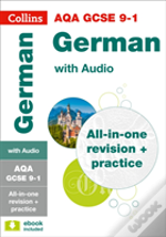 Aqa Gcse German All-In-One Revision And Practice