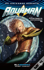 Aquaman Volume 4