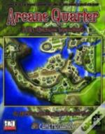 Arcane Quartercity Quarters Sourcebook For The D20 System