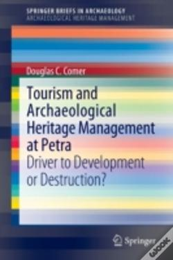 Wook.pt - Archaeological Heritage Management At Petra