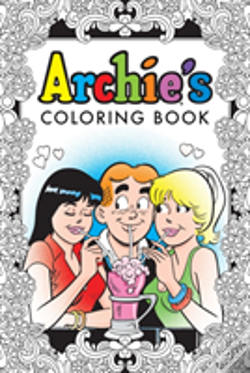 Wook.pt - Archie'S Coloring Book
