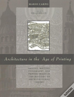 Wook.pt - Architecture In The Age Of Printing