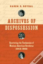Archives Of Dispossession