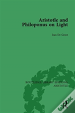 Aristotle And Philoponus On Light