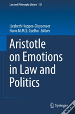 Wook.pt - Aristotle On Emotion In Law And Politics