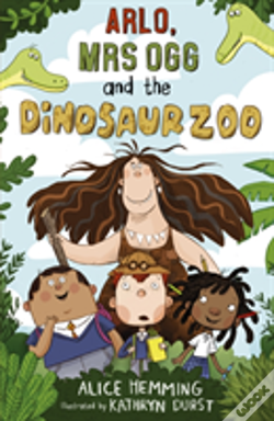 Wook.pt - Arlo Mrs Ogg & The Dinosaur Zoo