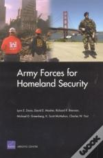 Army Forces For Homeland Security