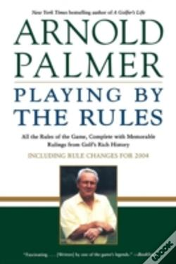 Wook.pt - Arnold Palmer Playing By The R