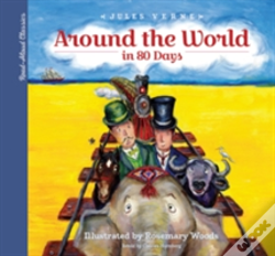 Wook.pt - Around The World In 80 Days: A Young Child'S Introduction To The Classics