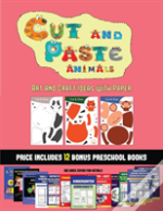 Art And Craft Ideas With Paper (Cut And Paste Animals)