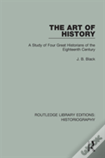 Art Of History Rle Historiography