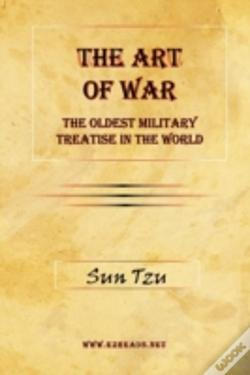 Wook.pt - Art Of War - The Oldest Military Treatise In The World