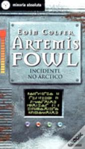 Artemis Fowl - Incidente no Árctico