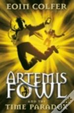 ARTEMIS FOWL & THE TIME PARADOX SIGNED E