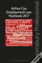Arthur Cox Employment Law Yearbook 2017