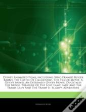 Articles On Disney Animated Films, Including: Who Framed Roger Rabbit, The Castle Of Cagliostro, The Tigger Movie, A Goofy Movie, An Extremely Goofy M
