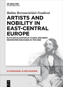 Wook.pt - Artists And Nobility In East-Central Europe