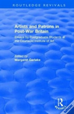 Wook.pt - Artists And Patrons In Post War Bri