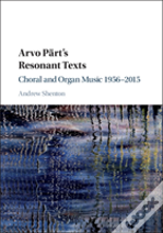 Arvo Part'S Resonant Texts
