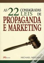 As 22 Consagradas Leis de Propaganda e Marketing