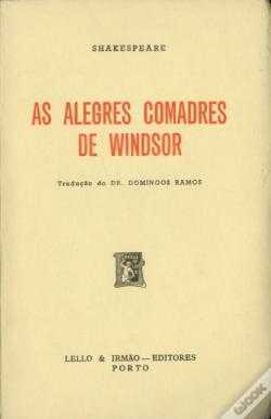 Wook.pt - As Alegres Comadres de Windsor