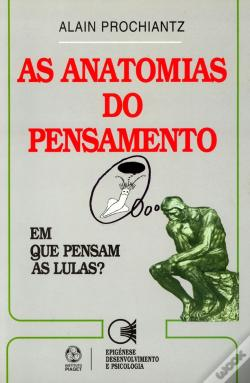 Wook.pt - As Anatomias do Pensamento