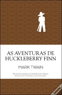 Wook.pt - As Aventuras de Huckleberry Finn