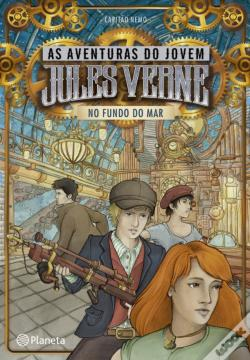 Wook.pt - As Aventuras do Jovem Jules Verne N.º 4