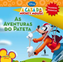Wook.pt - As Aventuras do Pateta - Mini Pop Up