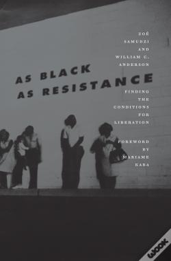 Wook.pt - As Black As Resistance