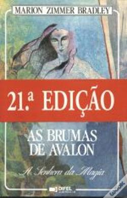 Wook.pt - As Brumas de Avalon - Vol. I
