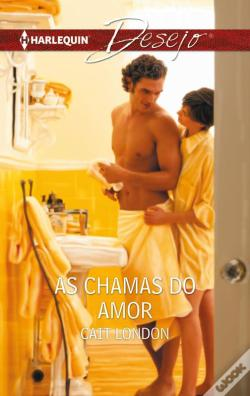 Wook.pt - As Chamas Do Amor