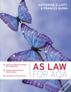 Wook.pt - As Law For Aqa