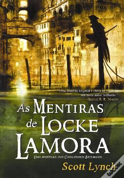 Wook.pt - As Mentiras de Locke Lamora