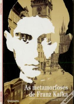 Wook.pt - As Metamorfoses de Franz Kafka