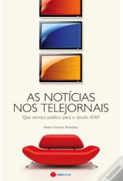 Wook.pt - As Noticias nos Telejornais