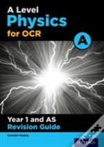 As Physics A For Ocr Revision Guide
