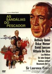 As Sandálias do Pescador (DVD-Vídeo)