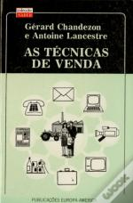 As Técnicas de Venda