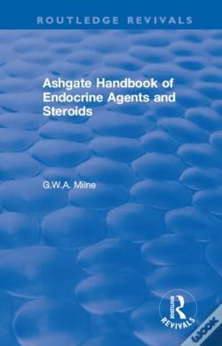 Wook.pt - Ashgate Handbook Of Endocrine Agents And Steroids