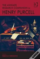Ashgate Research Companion To Henry Purc