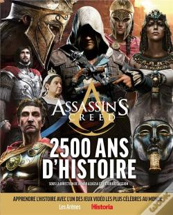 Wook.pt - Assassin'S Creed, 2 500 Ans D'Histoire